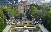 50.000 người dự tưởng niệm 71 năm thảm họa Hiroshima