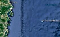 Cứu nạn 6 thuyền viên tàu BĐ 96660 TS bị chìm