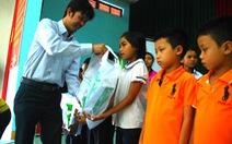 Tiếp sức nhà nông cho con đến trường ở Tây Nguyên