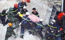 Khởi tố vụ sập nhà tại Hà Nội làm 2 người tử vong