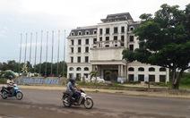 Thu hồi dự án khu vui chơi Suối Cát lớn nhất Bình Thuận