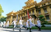Tổ chức lễ thượng cờ ASEAN