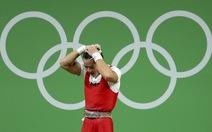 Thạch Kim Tuấn thất bại ở Olympic 2016