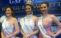 Thu Ngân lên ngôi Hoa hậu bản sắc Việt toàn cầu 2016