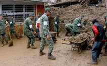 BãoEarls tràn vào Mexico, 38 người chết