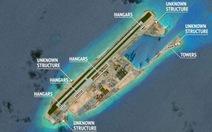 Điểm tin:Trung Quốc xây các nhà chứa máy bay ở Trường Sa
