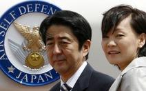 Vợ thủ tướng Abe ủng hộ biểu tình ở Okinawa