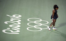 Điểm tin sáng 10-8: Serena trắng tay rời Olympic 2016