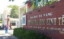 ĐH Kinh tế Đà Nẵng công bố chính thức đề án tuyển sinh