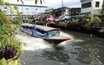 Buýt sông giúp Bangkok giảm kẹt xe