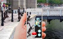 Thế giới lên bờ xuống ruộng vì Pokémon Go