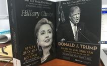 Ra mắt sách tiếng Việt về Hillary Clinton và Donald Trump