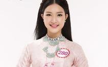 Ngọc Trân xin rút khỏi vòng chung kết Hoa hậu Việt Nam