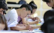 ĐH Sư phạm TP.HCM: điểm chuẩn sư phạm toán cao nhất, 33 điểm