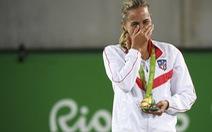 Cô gái 22 tuổi người Puerto Rico đoạt HCV đơn nữ quần vợt