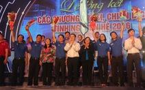 155.000 bạn trẻ TP.HCM tham gia hè tình nguyện năm 2016