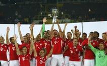 Đá bại Dortmund, Bayern đoạt Siêu cúp Đức 2016