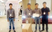 Nhà khoa học ĐH Duy Tân giành Giải thưởng nghiên cứu trẻ năm 2016 về vật lý