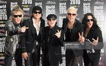 Ban nhạc Scorpions tham giaLễ hội âm nhạc Gió mùa