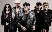 """Scorpions đến Việt Nam: """"Still loving you"""""""