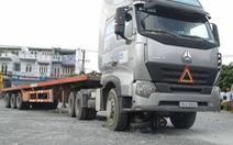 Một phụ nữ mang bầu 7 tháng bị xe container cán chết