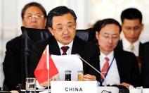 Thứ trưởng Ngoại giao Trung Quốc: Singapore đừng can thiệp Biển Đông