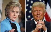 Chính sách kinh tế:Trump nói đi Hillary nói lại