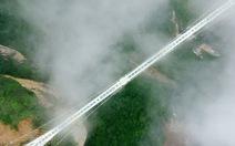Trung Quốc khánh thành cầu đáy kính dài nhất thế giới
