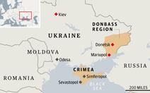 Ukraine Từ bỏ Donbass?