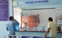 Hơn 46.400 bệnh nhân đang được điều trị Methadone