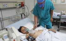 Cứu sống bệnh nhân 18 tuổi bị đâm thủng tim