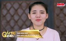 Minh Như từ X-Factor đến giấc mơ âm nhạc chuyên nghiệp