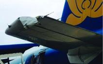 Phát hiện máy bay Vietnam Airlines hư cánh đuôi sau khi hạ cánh