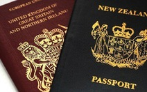 Số người Anh đến New Zealand sinh sống, học tập tăng mạnh
