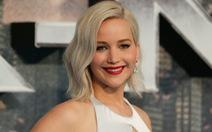 Jennifer Lawrence thu nhập 46 triệu USD trong năm 2015
