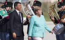 Bà Merkel kêu gọi châu Âu tiếp nhận thêm người nhập cư
