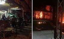 Nổ bom ngoài khách sạn Thái, 1 người chết, 30 bị thương