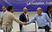 Colombia có thỏa thuận hòa bình lịch sử
