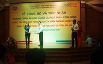 MobiFone tặng 460 triệu đồng học bổng cho học sinh Gia Lai