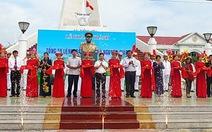 Người dân Hải Trạch dựng tượng Đại tướng Võ Nguyên Giáp