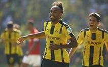 Aubameyang lập cú đúp, Dortmund khởi đầu suôn sẻ