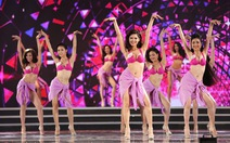 Xem màn trình diễn bikini đêm chung kết Hoa hậu Việt Nam