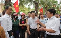 Hàng trăm phụ huynh phản đối chương trình VNEN