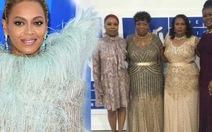 Beyonce mời mẹ của những người da đen bị giết dự lễ trao giải MTV