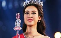 Cận cảnh nhan sắc Hoa hậu Việt Nam 2016 Đỗ Mỹ Linh