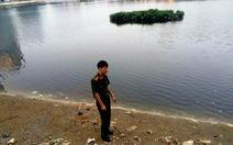 Tắm hồ Ngọc Khánh, nam sinh viên chết đuối