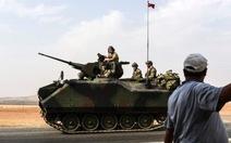 Mỹ cảnh báo bạo lực giữa Thổ Nhĩ Kỳ và người Kurd tại Syria