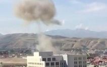 Xe bom lao vào sứ quán Trung Quốc tại Kyrgyzstan nổ tung