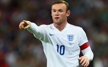 """HLV Allardyce: """"Rooney vẫn là đội trưởng tuyển Anh"""""""