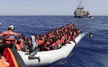 Lại cứu thêm 3.000 người ngoài biển Libya